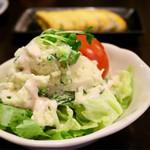 みふね - ポテトサラダ