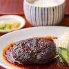 豚捨 - 料理写真:ハンバーグ定食