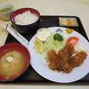 東都グリル - 料理写真:かきフライ定食