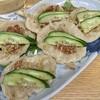 そば処 丸富 - 料理写真:そばがき梅肉のせ 500円