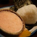 麺の坊 砦 - おにぎり(明太マヨ)