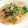 カフェ・ラルエット - 料理写真:菜花の風味が素敵です。