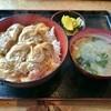 生そばきく家 - 料理写真:カツ丼 700円(4回目)