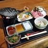 山の神 - 料理写真:「村の駅長さんコース (3240円)」の、お食事前の御膳