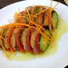 糸力 - 料理写真:鴨サラダ