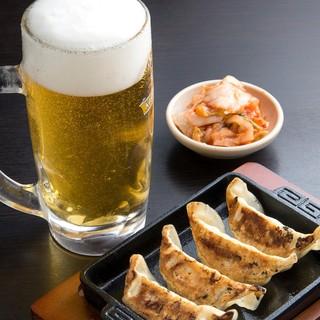 【夜限定!】生ビール付き晩酌セット有ります♪