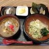 石六屋 - 料理写真:20102 カレーうどんセット 600円