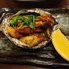 らく遊 - 料理写真:これ!最高に美味しかった牡蠣のバター焼き!