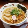 大喜 - 料理写真:わんたん中華そば850円