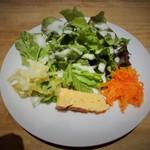 コレット - 自家製惣菜盛り(16-02)