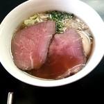 牛骨らぁ麺マタドール - 贅沢焼牛らぁ麺醤油