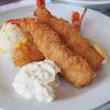プラザパビリオン・レストラン - 料理写真:海老フライ (¥1130)、
