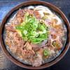 十日屋 - 料理写真:肉うどん