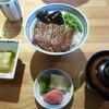 千歳館 素仁庵 - 料理写真:山形牛ステーキ丼(税込1836円)