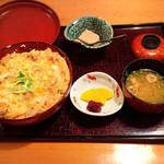 鳥茶屋 - 親子丼980円