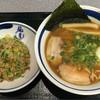 龍月 - 料理写真:中華そば半チャーハンセット 税込930円