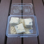 湘南菓庵 三鈴 - 料理写真:わらび餅 3個入り