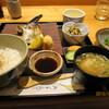 粋・丸新 - 料理写真:さわらのかま焼き定食