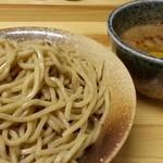 徳川膳武 - カレーつけ麺 大盛 2016.2