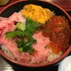 京成友膳 - 料理写真:三色丼