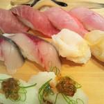 魚がし寿司 -