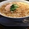 手打ちラーメン 谷家 - 料理写真:醤油の生姜ラーメン