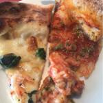 トラットリア パパミラノ - ピザ