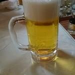 李朝園 - 生ビール