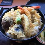 ゆりの木 - 天丼