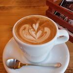 オン・ザ・ヒル コーヒー - カフェラテ