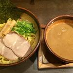 47688698 - 濃厚豚骨つけ麺