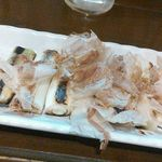 蛸家 - 白ネギ焼き