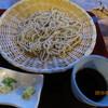 蕎舎 - 料理写真:十割蕎麦