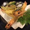 そば切り 吟香 - 料理写真:有頭海老の天ぷら