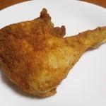 鳥真 - 料理写真:手羽元(カレー味)