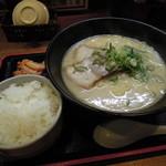 だるま八 - 料理写真:ラーメンセット