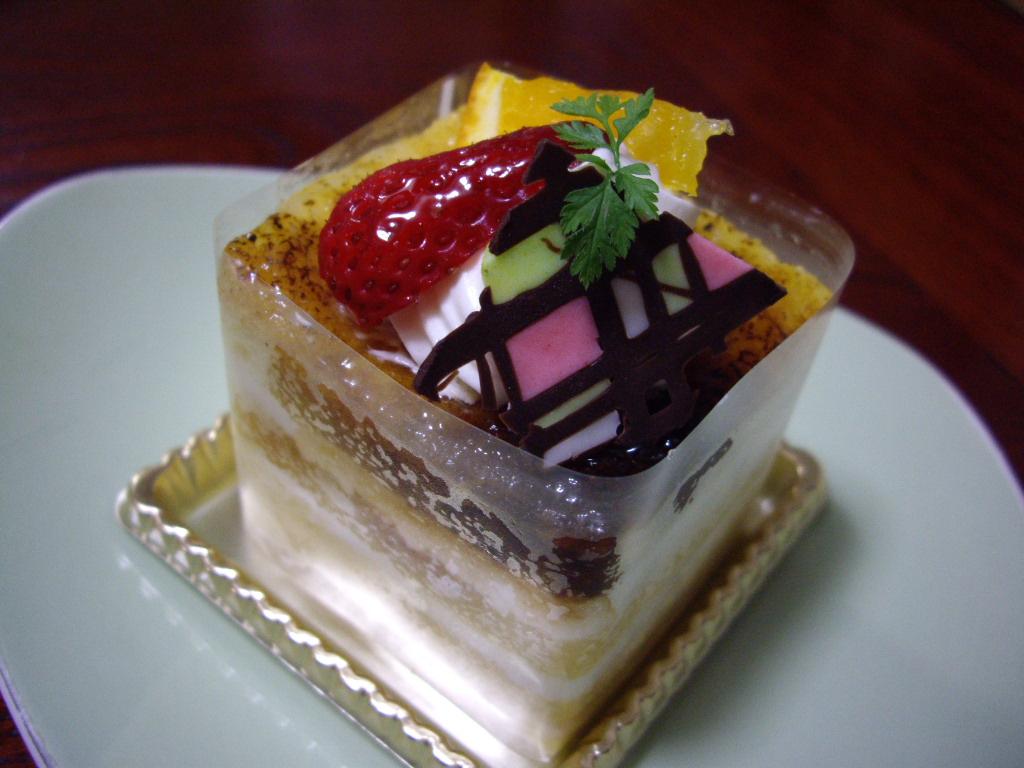 ケーキハウス ヒガシ