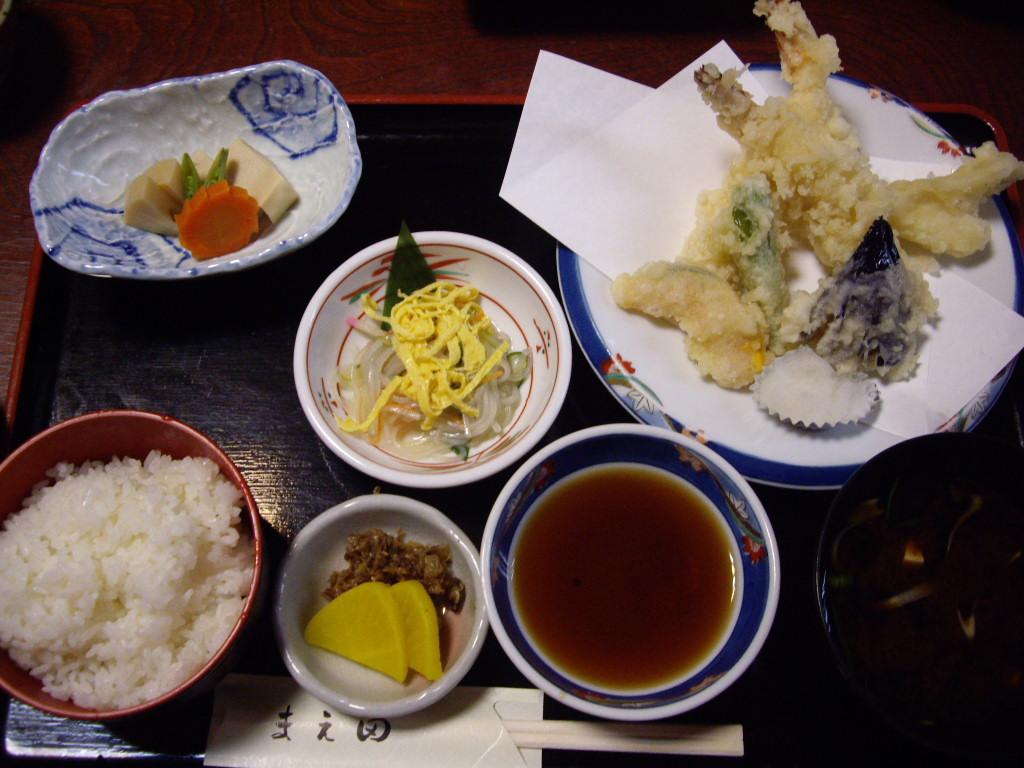 寿司 和食 まえ田
