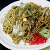 みち草 - 料理写真:焼きそば・ミックス大盛り(550円)(第三回投稿)