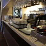 バンコクキッチン - ランチブッフェのドリンク