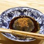 霞町 すゑとみ -  わらび餅
