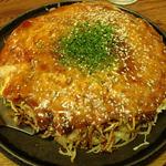 せっせ - 「広島風お好み焼 そば2玉入り 肉・卵」(630円)