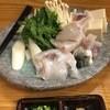 にしきや - 料理写真:ふぐちり(2500円)