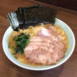 寿々喜家 - 料理写真:並・チャーシュー・味玉・のり