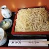 成寿庵 - 料理写真:二色盛り 750円 (^^