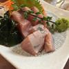 新日の基 - 料理写真:寒鰤刺身