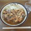 鈴家 - 料理写真:げそ天そば ¥430-