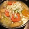皆吉 - 料理写真:野菜ほうとう @1,200円