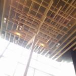 ラウンジ ORIGAMI - 天井が高いです^^