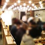ワイン好きの肉バル 寓 - 店内